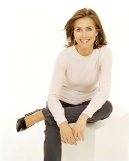 TV journalist Meredith Vieira photo